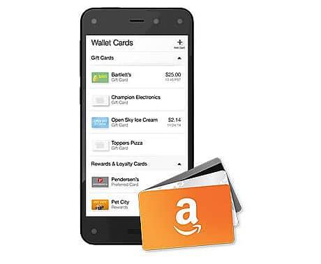 Amazon releases mobile wallet app