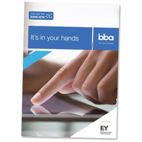 """The 58-page """"It's in Your Hands"""" report"""