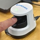 Barclays' Biometric Reader