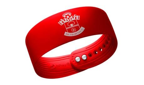 Southampton FC's bPay writsband