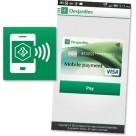 The Desjardins NFC mobile payment app