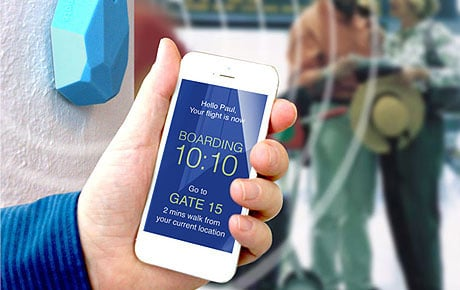 SHARING: Sita's Common-Use Beacon Registry allows multiple parties to use an airport's BLE beacons