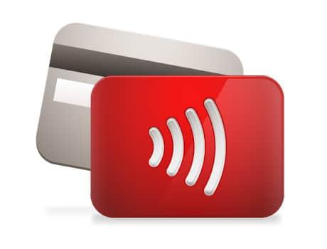 Vodafone's SmartPass app logo