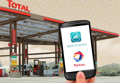 Mobile payments from BKM and Total