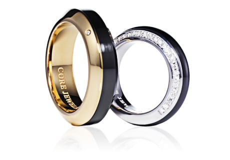 Core Jewels' NFC-enabled 'One' rings