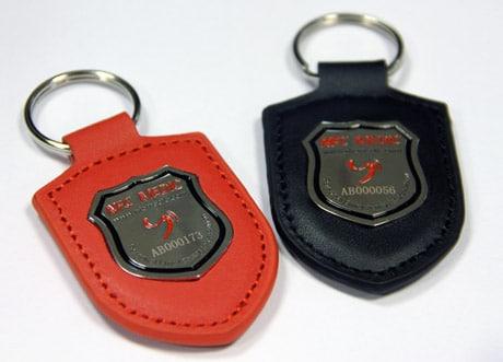 NFC Medic keyrings unlock medical records