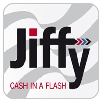 Jiffy: Cash in a flash