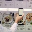 Yestap's NFC shopping wall