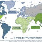 Contact-based EMV global adoption 2014