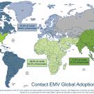 Contact-based EMV global adoption 2014