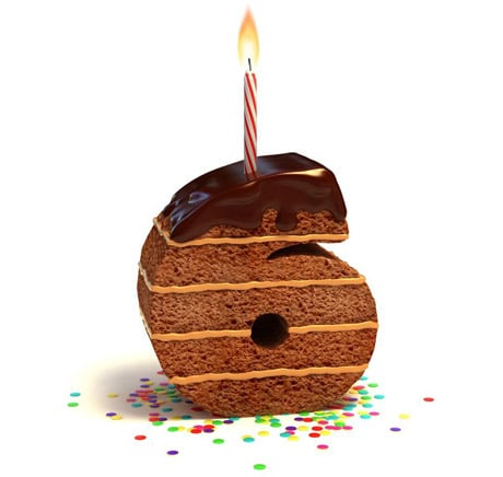 Happy sixth birthday NFC World!