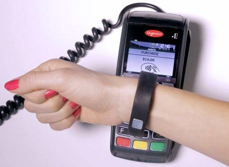 Nymi wristband