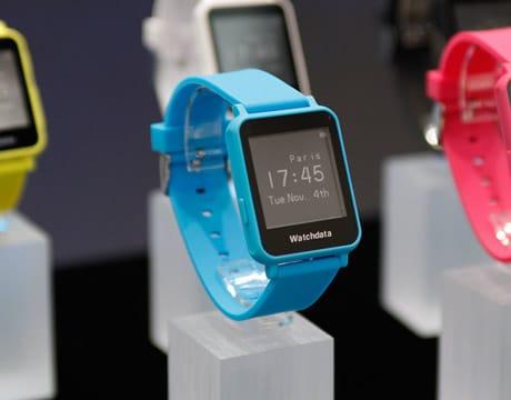 Watchdata's Sharkey NFC wearable