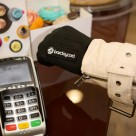 Barclaycard contactless pay gloves