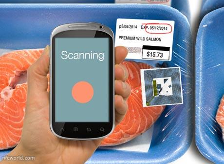 MIT's NFC-based chemical sensor