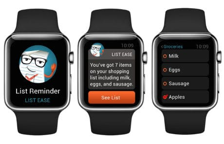 Apple Watch owners to get beacon promos at Marsh Supermarkets