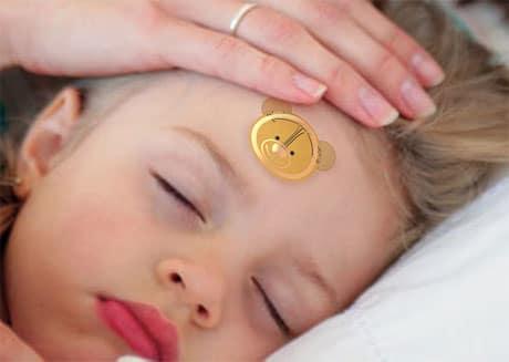 Vivalnk's NFC-based eSkin Thermometer