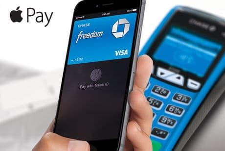 JP Morgan Chase and Apple Pay