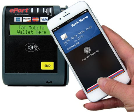 USAT Technologies and Apple Pay