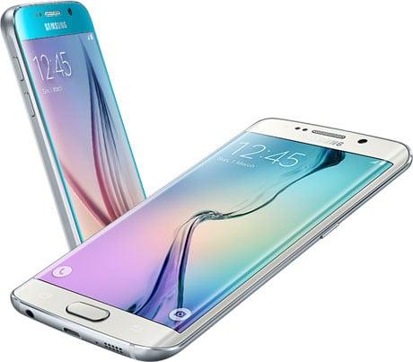 Samsung Galaxy S6 and Samsung Galaxy S6  Edge