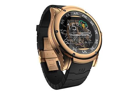 Kairos hybrid mechanical smartwatch