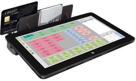 Agilysys InfoGenesis Flex mobile POS system