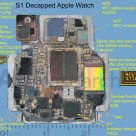 Apple Watch PCB