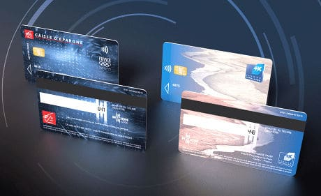 Oberthur Technologies Mtion Code cryptogram card solution