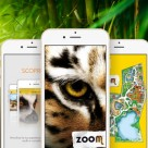 Zoom Torino Biopark app developed by LabWerk