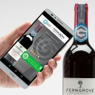 Ferngrove smart wine bottle
