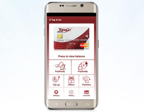 HKT Tap & Go mobile payments service