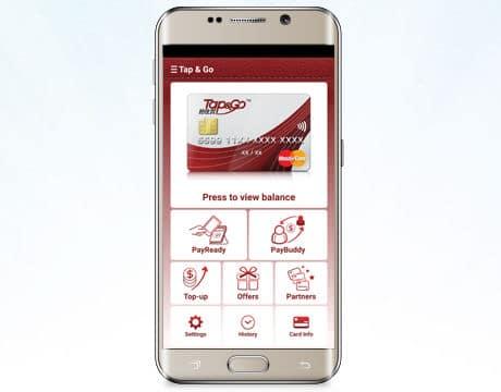 HKT Tap & Go mobile payments service