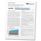 ABI Research's Payment & Banking Card Technologies report