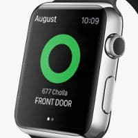August Smart Lock  sc 1 st  NFC World & August smart lock update lets Apple Watch users unlock their front ...