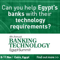 Banking Technology Egypt Summit 2015