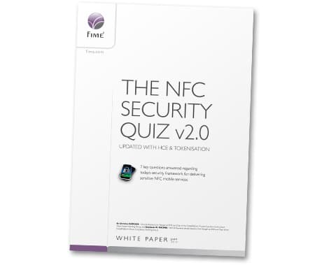 Fime NFC Security Quiz