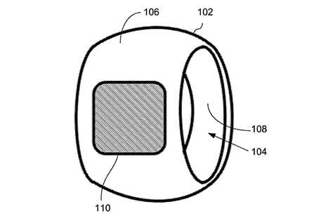 Apple NFC ring patent