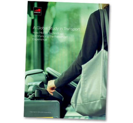 GSMA transport white paper