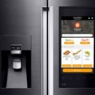 Samsung's payment-enabled fridge
