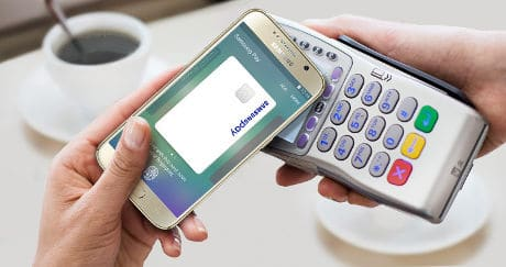 Samsung Caixa