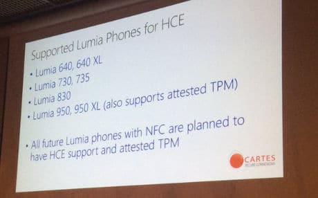 Lumia tweet