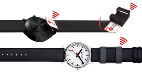 Mondaine smartwatch