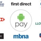 Android Pay UK launch supporters