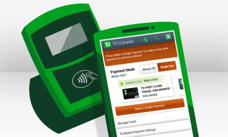 TD Mobile Payment