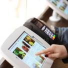 Tossed kiosk