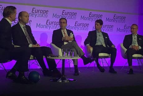Dr Soner Canko at Money20/20 Europe