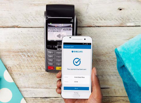 Barclays Contactless Mobile