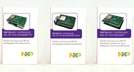 NXP development boards