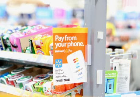 Walmart Pay rollout