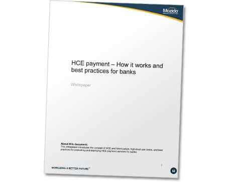 Mozido HCE payment white paper